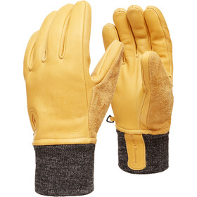 Black Diamond Dirt Bag Handschuhe natural